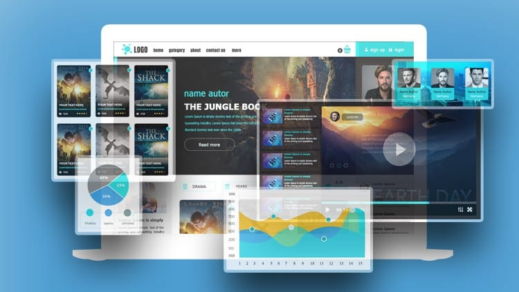 Learn Professional Web Design In Photoshop