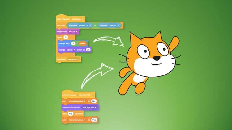 Programming For Kids And Beginners: Learn To Code In Scratch