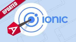 Ionic 4 – Build iOS, Android & Web Apps with Ionic & Angular
