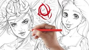 Character Art School: Complete Character Drawing Course