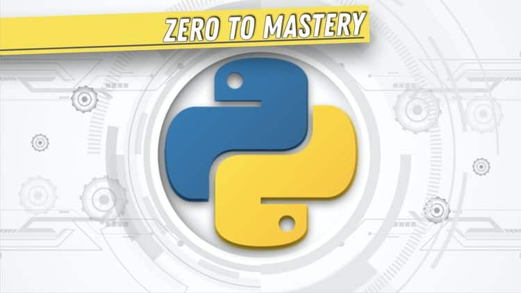 Complete Python Developer In 2021: Zero To Mastery