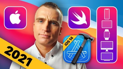 SwiftUI Masterclass 2021 – IOS 14 App Development & Swift 5
